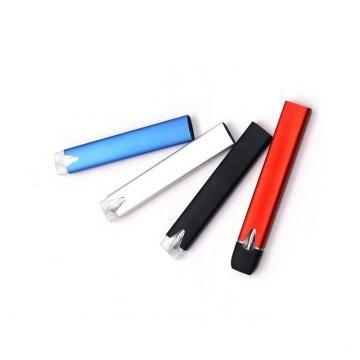 Empty 0.5ml cbd O6 disposable vape pen with OEM package