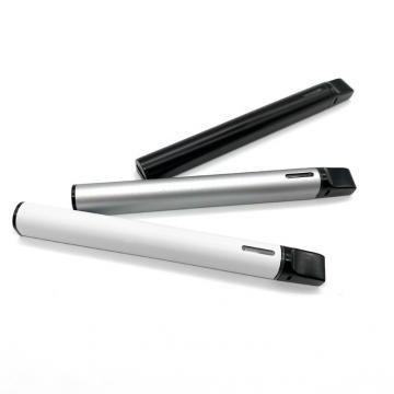 Factory Full Ceramic Glass Tank Rechargeable Vape Pen for Thick Oil Use